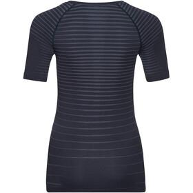 Odlo Performance Light Crew Neck T-shirt Dames, diving navy-faded denim